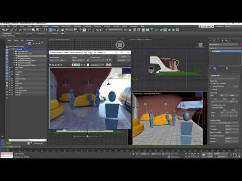3ds Max Getting Started - Lesson 24 - ART Rendering
