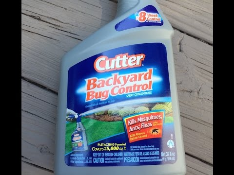 Cutter Backyard Bug Control Review★ Does Cutter Bug Control Work?