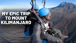 My Epic Trip To Mount Kilimanjaro | Ryan Wilkes