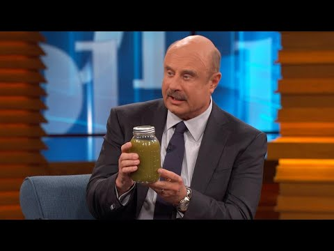 Why Dr. Phil Says 'Jilly Juice' Creator's Claims Are 'Outrageous And Offensive'