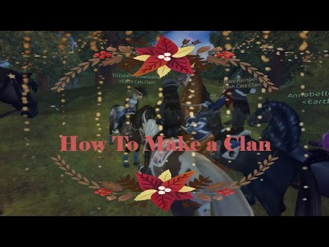 How to make a Clan |SSO- OFFICIAL Flash Clan Website
