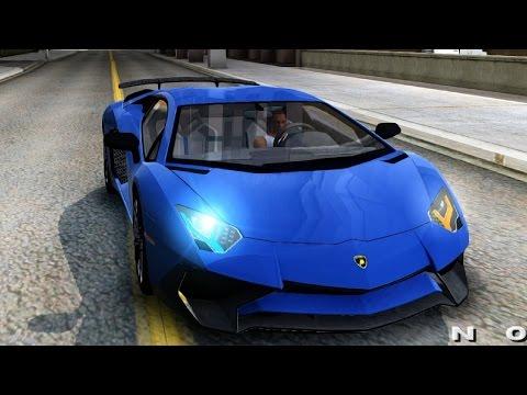 2015 Lamborghini Aventador SV - GTA San Andreas