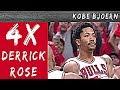 Die 4 Stufen Des Derrick Rose Kobe Bjoern