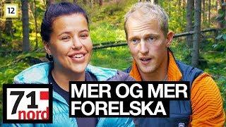 71° nord Kjendis | Melina Johnsen blir rørt av Erik Follestad | TVNorge