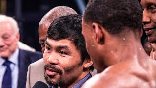 Download ERROL SPENCE WONT GET PACQUIAO FIGHT BUT KEITH THURMAN OR DANNY GARCIA MIGHT! Video