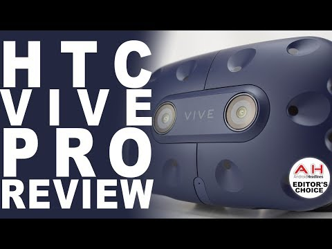 HTC Vive Pro HMD Review - Virtually the Best