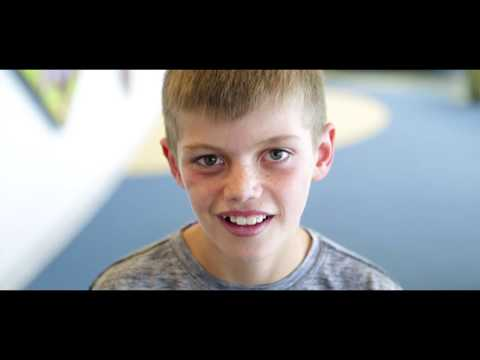 UI Stead Family Children's Hospital Kid Captain 2017: Drew Steffen