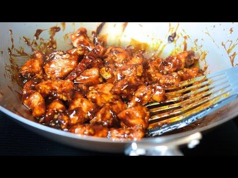 Generals Tso Chicken Recipe