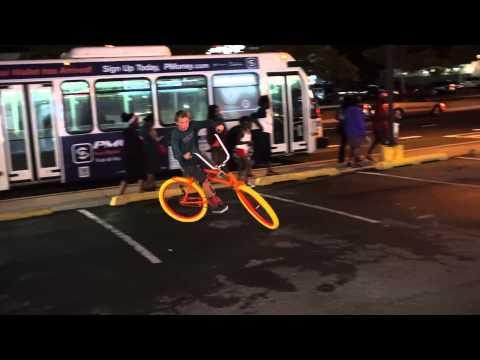 Wobble Bike (Swing Bike, Trick Bike)
