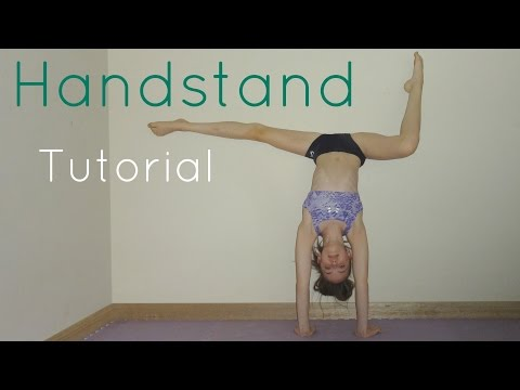 HANDSTAND Tutorial | Get your handstand and hold it longer!