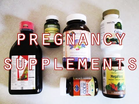 Vitamins I Take to Supplement My Vegan Pregnancy