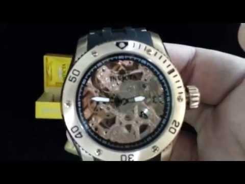 Relógio INVICTA Sea Spider
