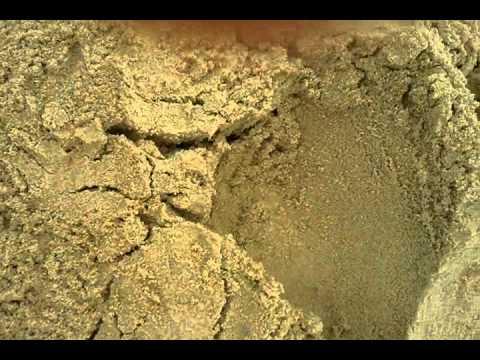 How to make huge footprints on sand