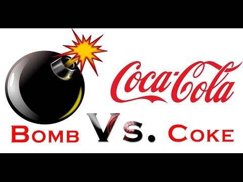 Bomb Vs. Coke