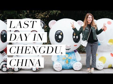 Day 4 in Chengdu, China: WE VISIT THE PANDAS!!!