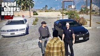 GTA 5 Roleplay - DOJ 395 - Fake Cops