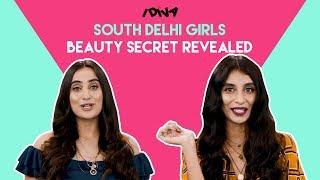 iDIVA - South Delhi Girls Reveal Their Beauty Secrets | Beauty Edition