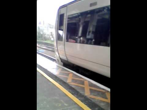 New: trainspotting at Southend central