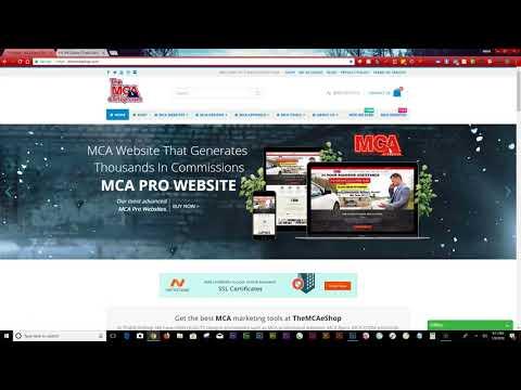 MCA Marketing Tools, MCA Apparel & Clothing and more - TheMCAeShop.com 2018