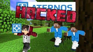 I Hacked the Aternos Server Company!
