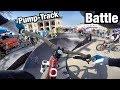 PUMP-TRACK BATTLE на Контрактовой Площади | KYIV DRIVE DAY