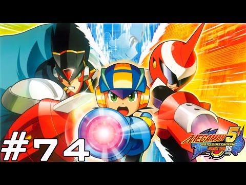 Mega Man Battle Network 5: Double Team DS - Part 74: King Chaos