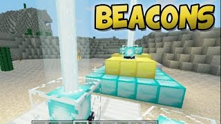 Minecraft Playstation How To Make A Beacon Ps3 Ps4 Ps Vita Gameplay