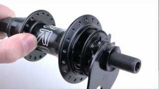 How-To: Switch to Freecoaster Mode on your Ezra Convertible Freecoaster Hub