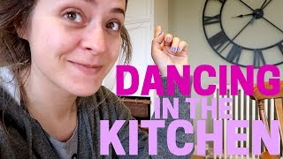 DANCING IN THE KITCHEN - 20th April