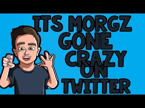 ItsMorgz Going Crazy On My Twitter