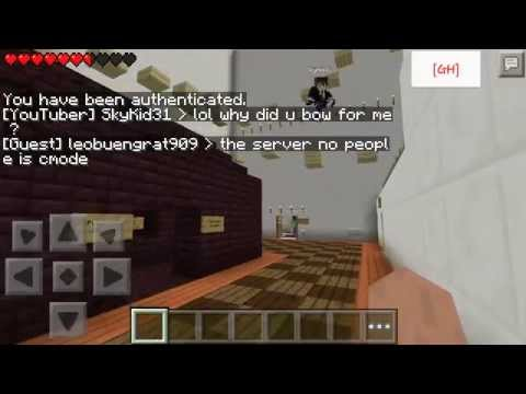 How To Make A Shop Sign In MCPE Servers