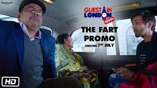 Guest iin London   The Fart Promo   Paresh Rawal, Kartik Aaryan, Kriti Kharbanda, Tanvi Azmi