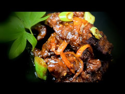 Chinese Orange Beef Stir-Fry (Chinese Style Recipe)