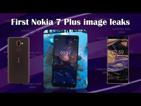 NOKIA 7 PLUS image leaks