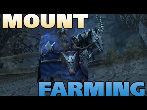How to Mount Farm Deathcharger's Reins in World of Warcraft