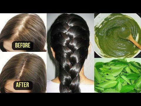 Secret Tricks to Stop Hair Loss in 4 Natural Ways and Regrow Hair for Men & Women