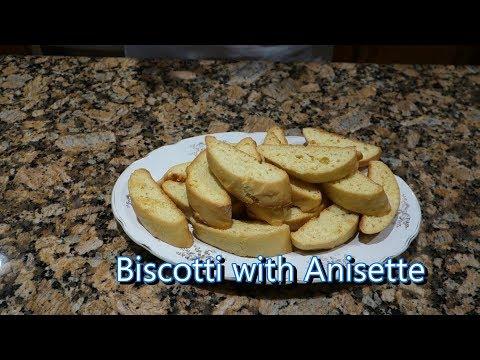 Italian Grandma Makes Biscotti With Anisette