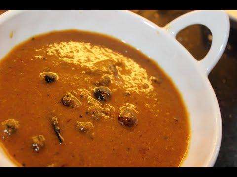 Vathal Kuzhambu - Traditional South Indian Curry