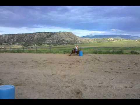 Casey Barrel Clean Run 2