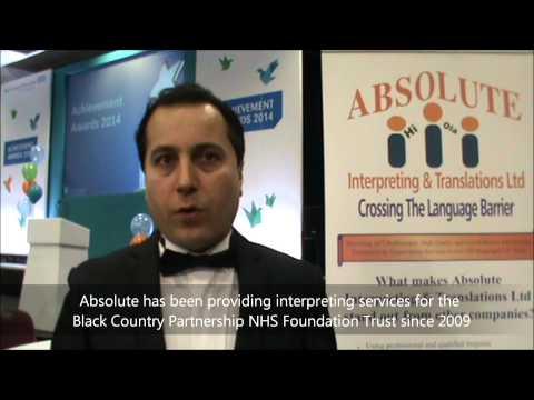 Approved NHS Interpreting and Translation Company Birmingham, London UK