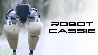 Next Gen Bipedal Robot Cassie - Behold The Future