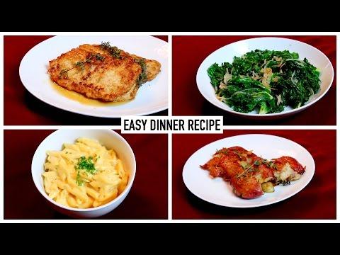 Easy Dinner Recipes!