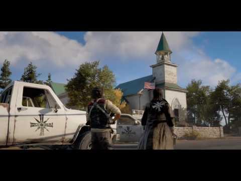 Far Cry 5 - Hope County trailer