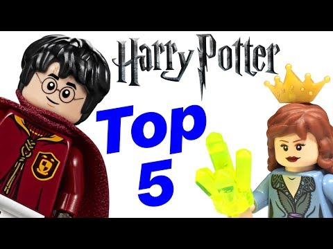 My Top 5 LEGO Harry Potter Minifigures Coming 2018