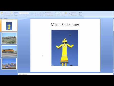 How to Create a Movie File Using PowerPoint and Windows Movie Maker
