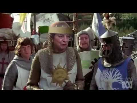 U.K. Government- Theresa May and the Holy Grail