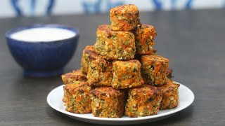 Mixed Vegetable Tots