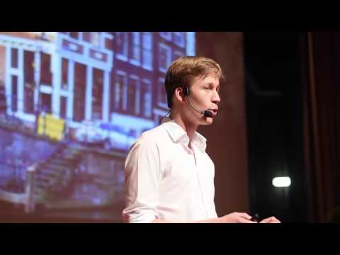 Globetrotting for the love of Food | Robin Vogelaar | TEDxAbidjan