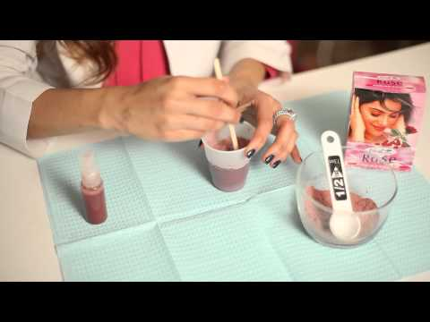 How to Make a Rose Water Toner Using Rose Powder : Natural Beauty Tips