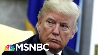 Canceled Military Parade Is The Latest In Trump's Presidential Power Fails | Deadline | MSNBC